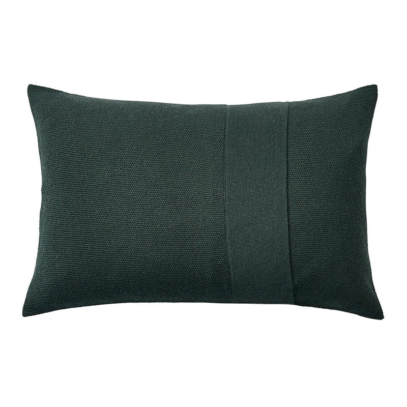 Muuto Layer cushion 40 x 60 cm, dark green