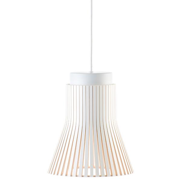 Secto Design Petite 4600 pendant, white