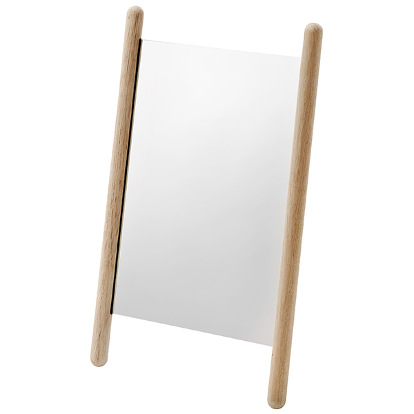 Skagerak Georg table mirror, oak