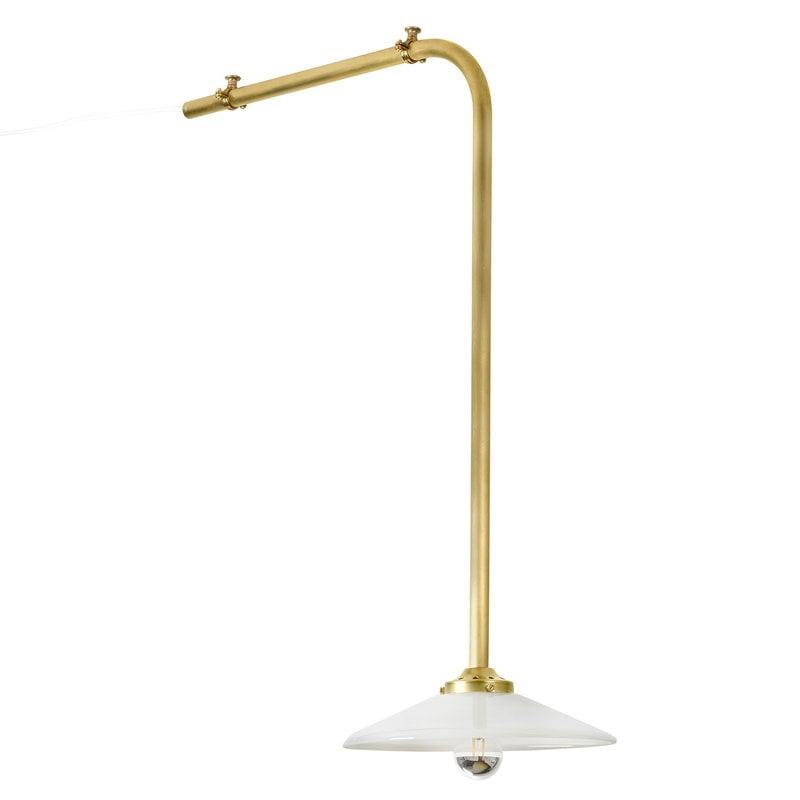 Valerie Objects Ceiling Lamp n3, brass