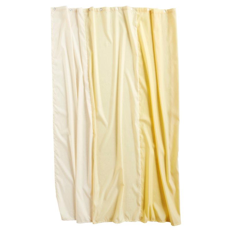 Hay Aquarelle vertical shower curtain, buttercup