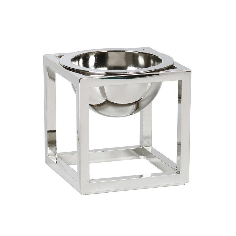 By Lassen Kubus bowl, mini, nickel