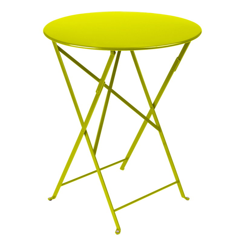 Fermob Bistro pöytä 60 cm, verbena green