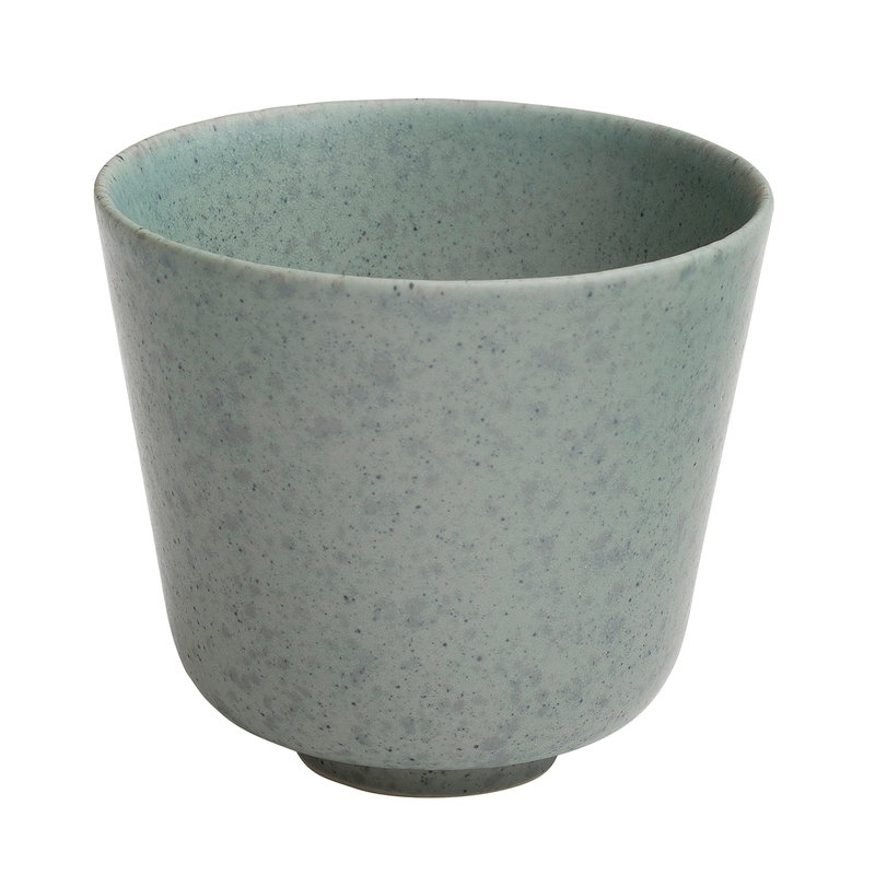Kähler Ombria cup 30 cl, granite green
