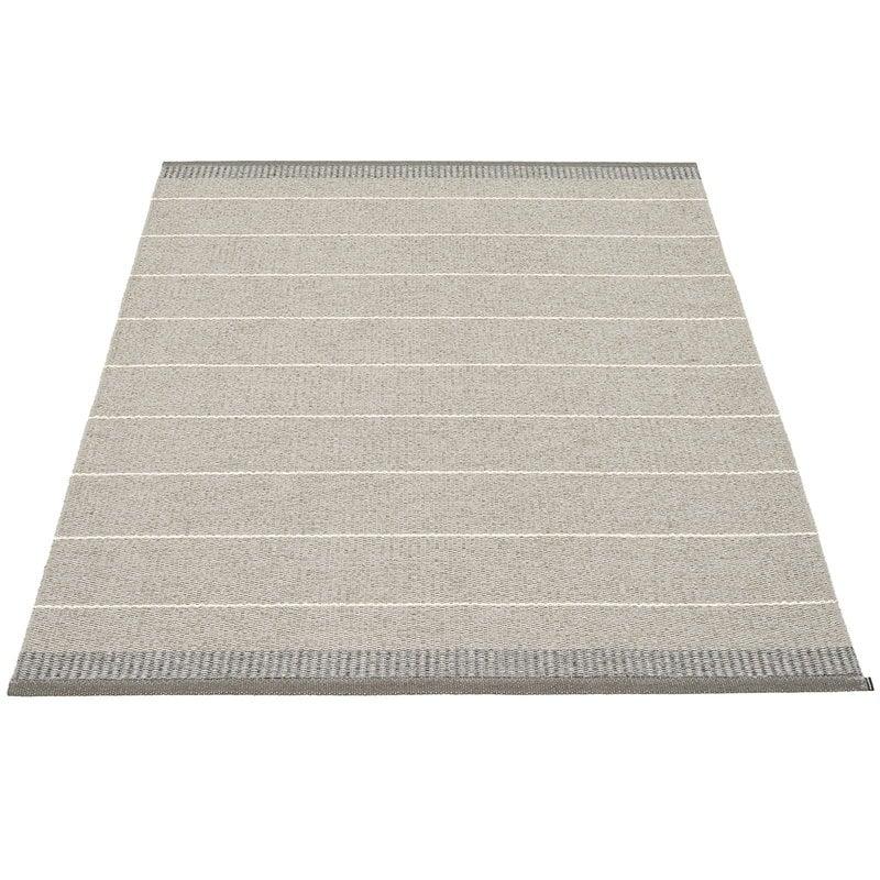 Pappelina Belle rug 140 x 200 cm, concrete