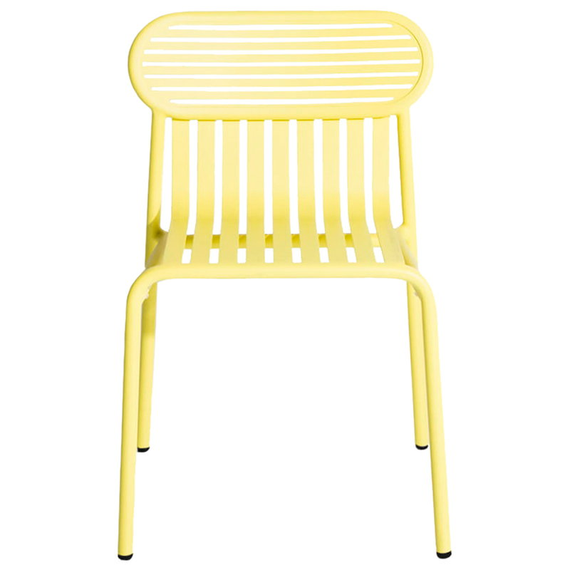 Petite Friture Week-end chair, yellow