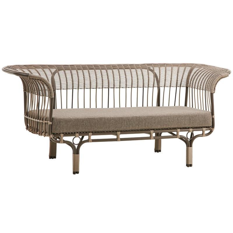 Sika-Design Belladonna Exterior sofa, moccacino