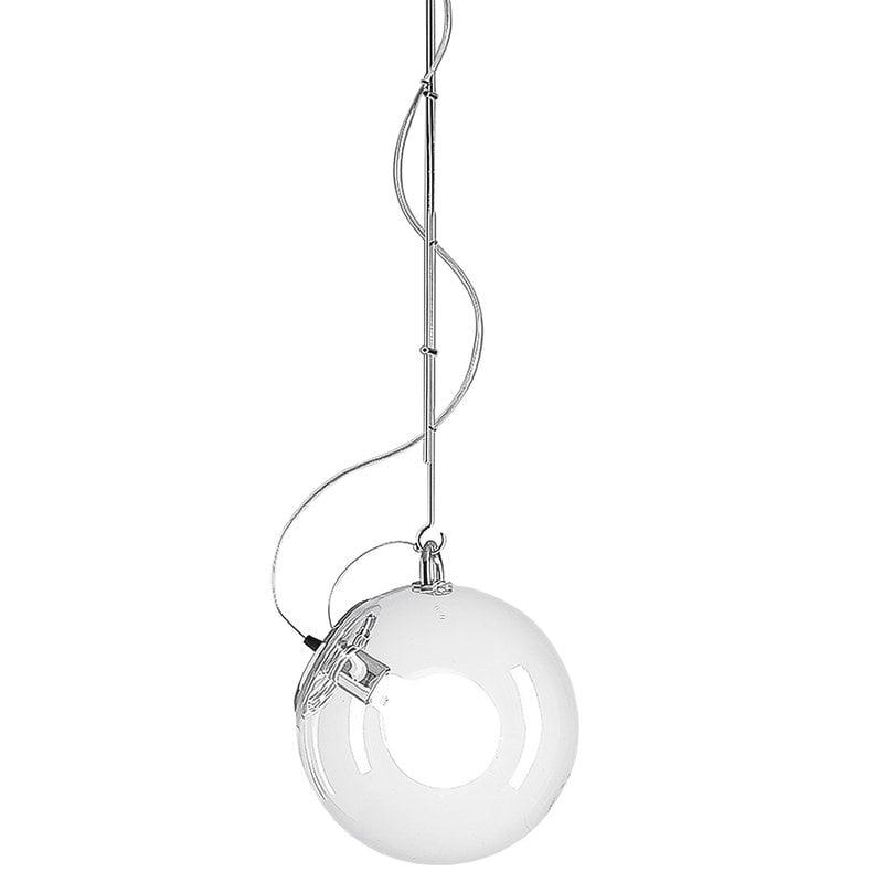 Artemide Lampada a sospensione Miconos, cromo