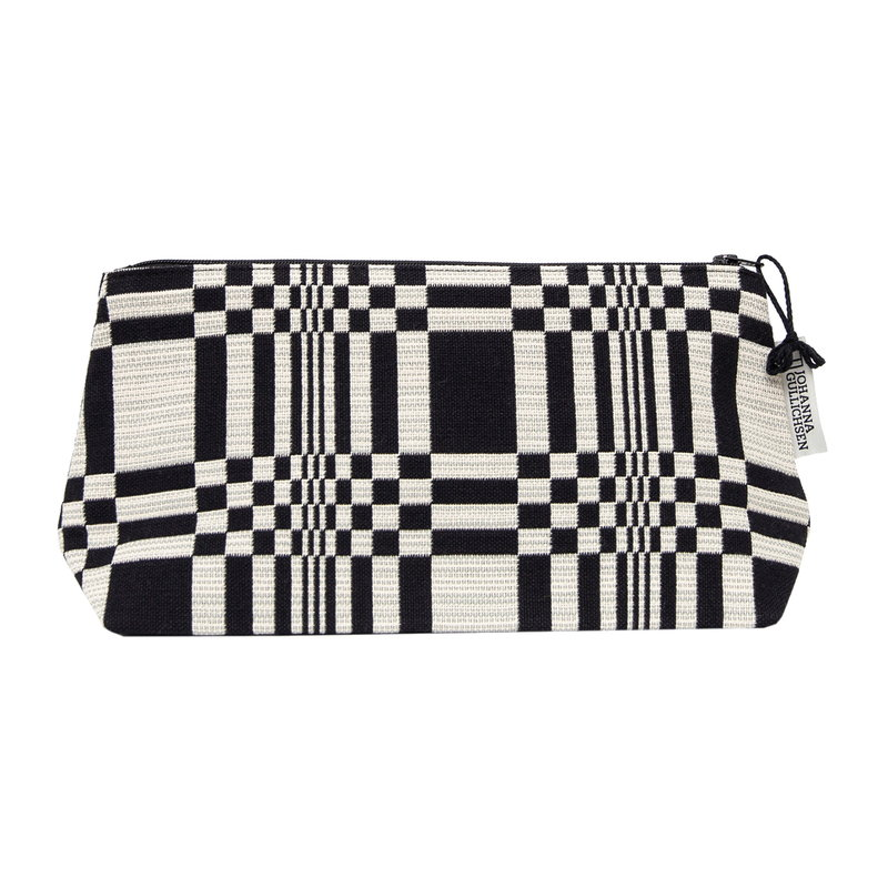 Johanna Gullichsen Doris cosmetics bag, M, black