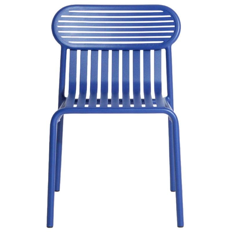 Petite Friture Week-end chair, blue