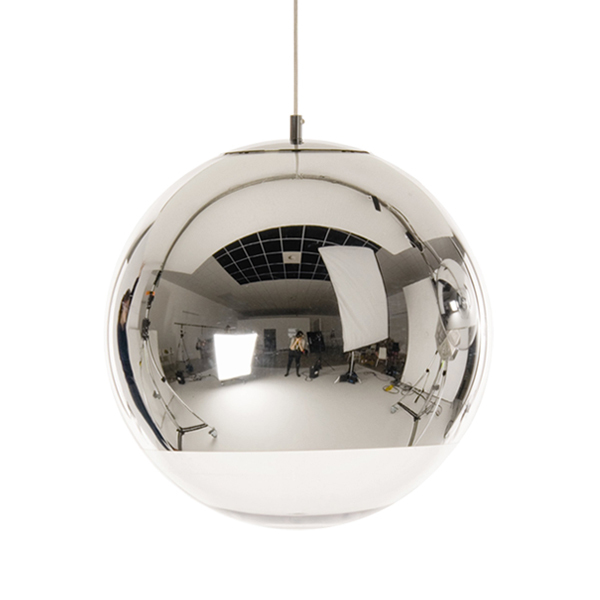 Tom Dixon Mirror Mini Ball riippuvalaisin, 25 cm