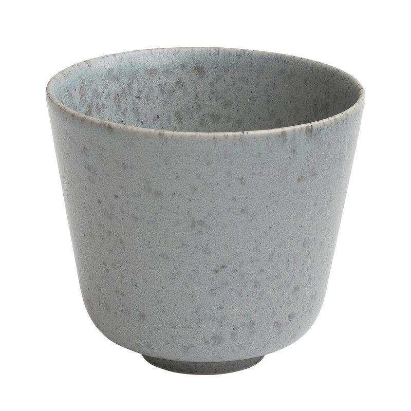 Kähler Ombria cup 30 cl, slate grey