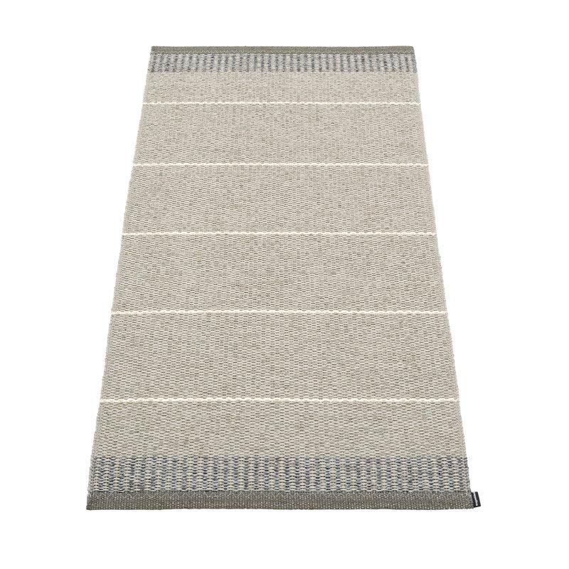 Pappelina Belle matto 60 x 125 cm, concrete