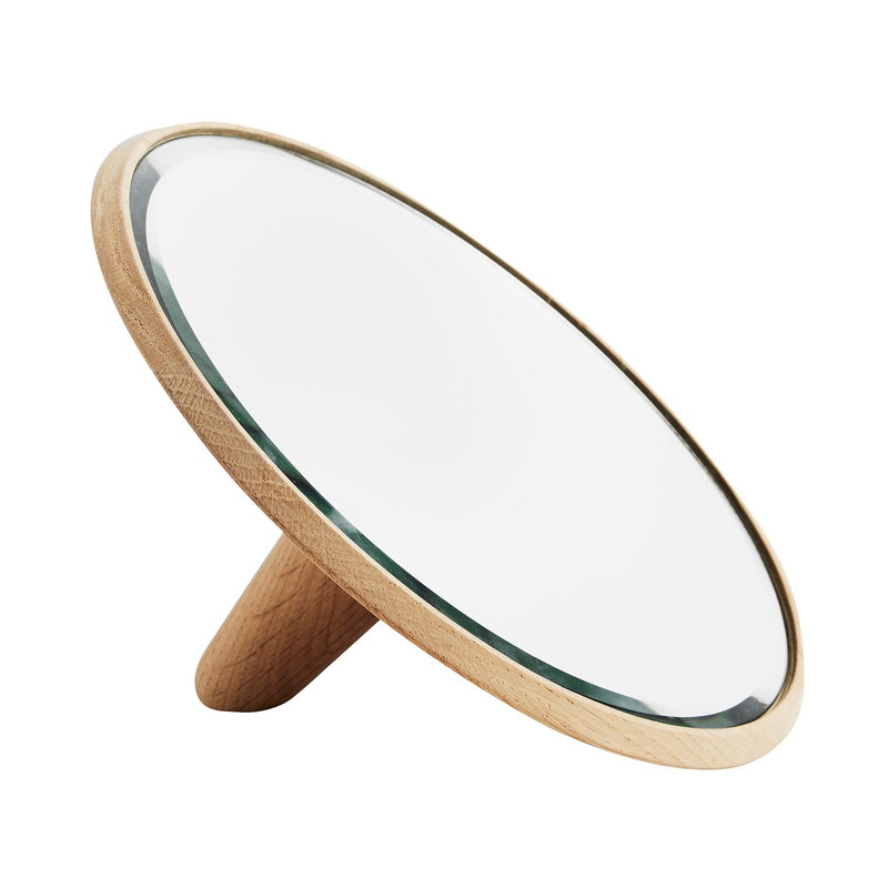 Woud Barb mirror, small