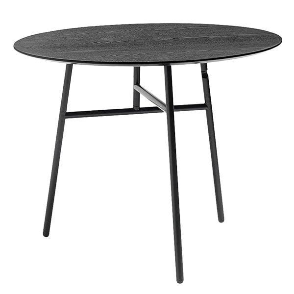 Hay Tilt Top table, black