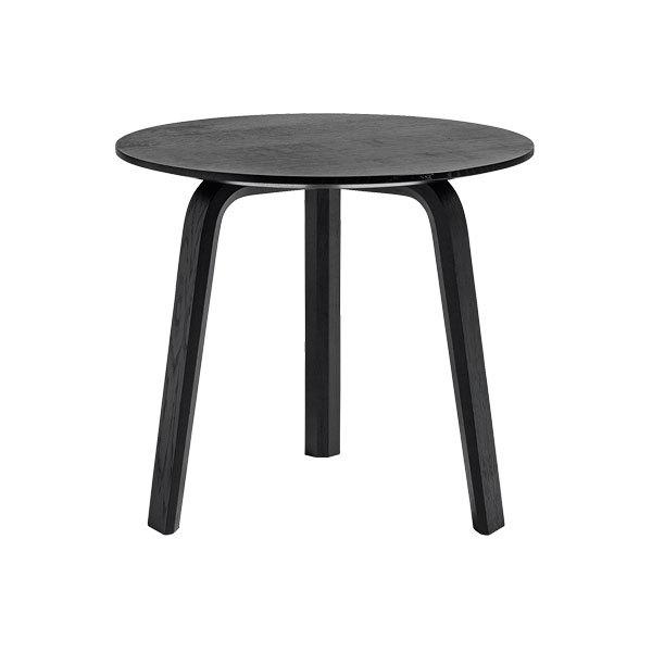 Hay Bella coffee table 45 cm, low, black