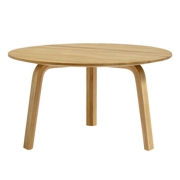 Hay Bella coffee table 60 cm, low, oiled oak