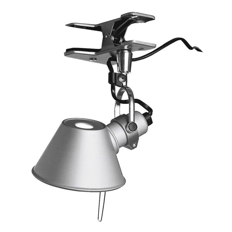 Artemide Tolomeo Micro Pinza clip-on lamp