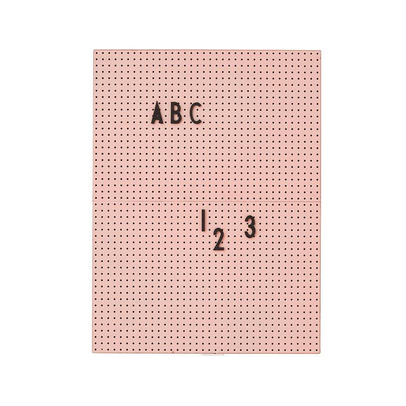 Design Letters Memory board A4, nude
