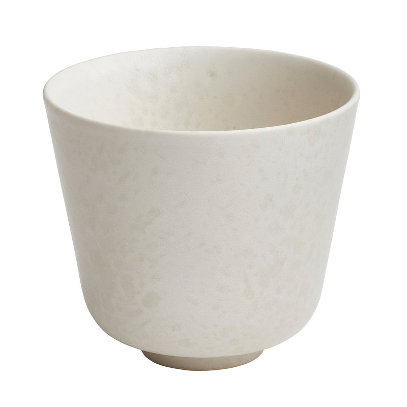 Kähler Ombria cup 30 cl, marble white