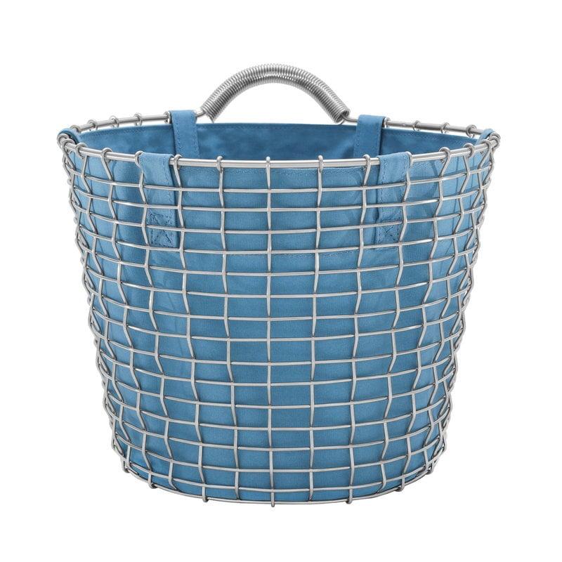 Korbo Basket Liner 16 L, sininen