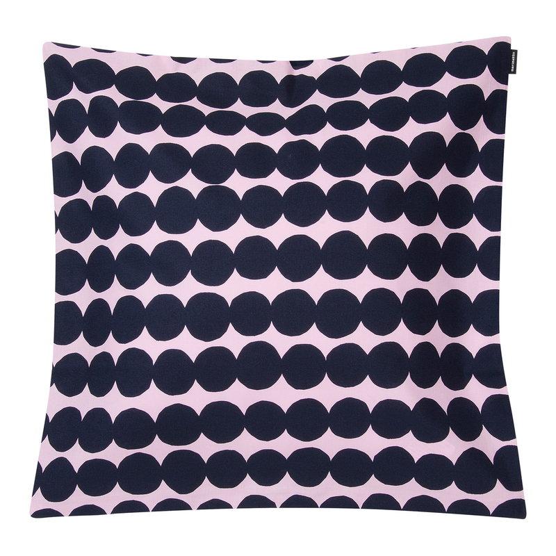 Marimekko Räsymatto tyynynpäällinen 50 x 50 cm, v.punainen-t.sininen