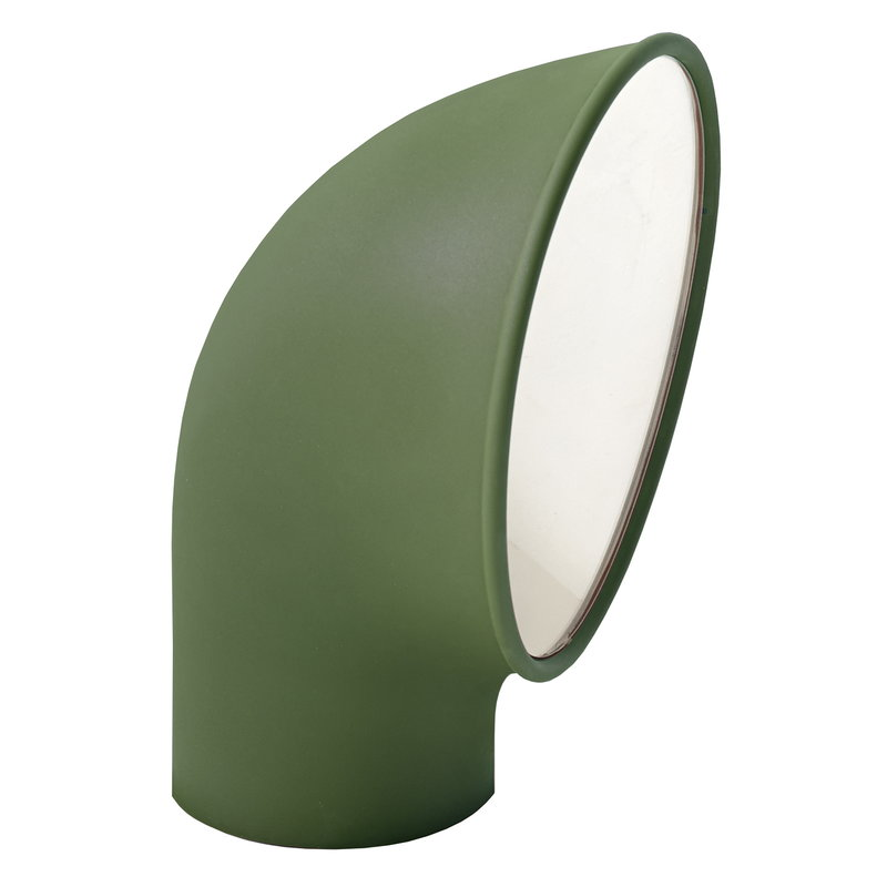 Artemide Piroscafo floor lamp, outdoor, green