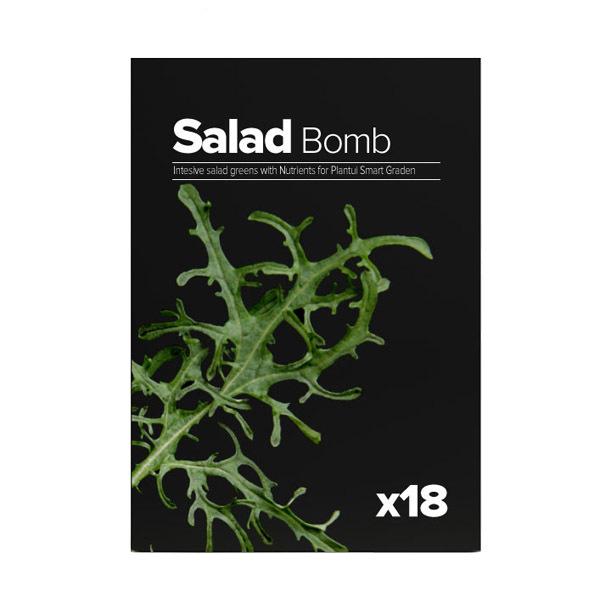 Plantui Salad Bomb selection