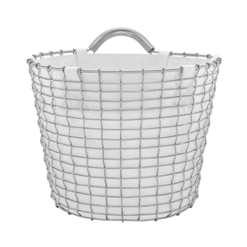 Korbo Basket Liner 16 L, white