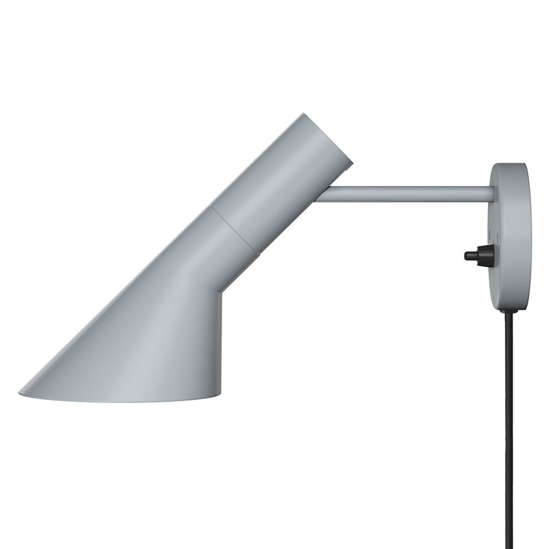 Louis Poulsen AJ wall lamp, light grey