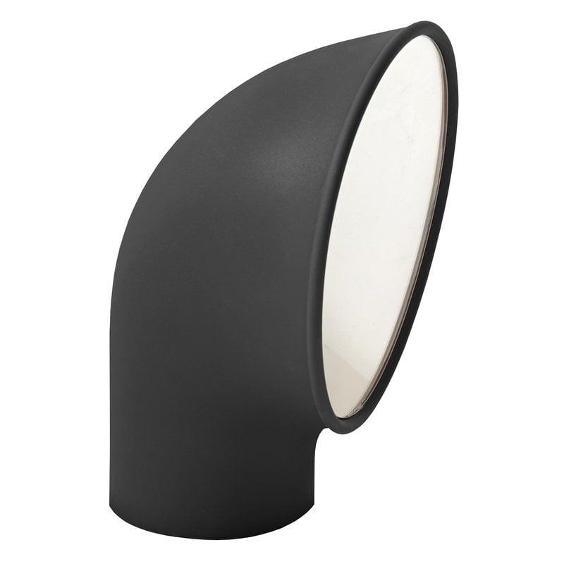 Artemide Piroscafo floor lamp, outdoor, grey