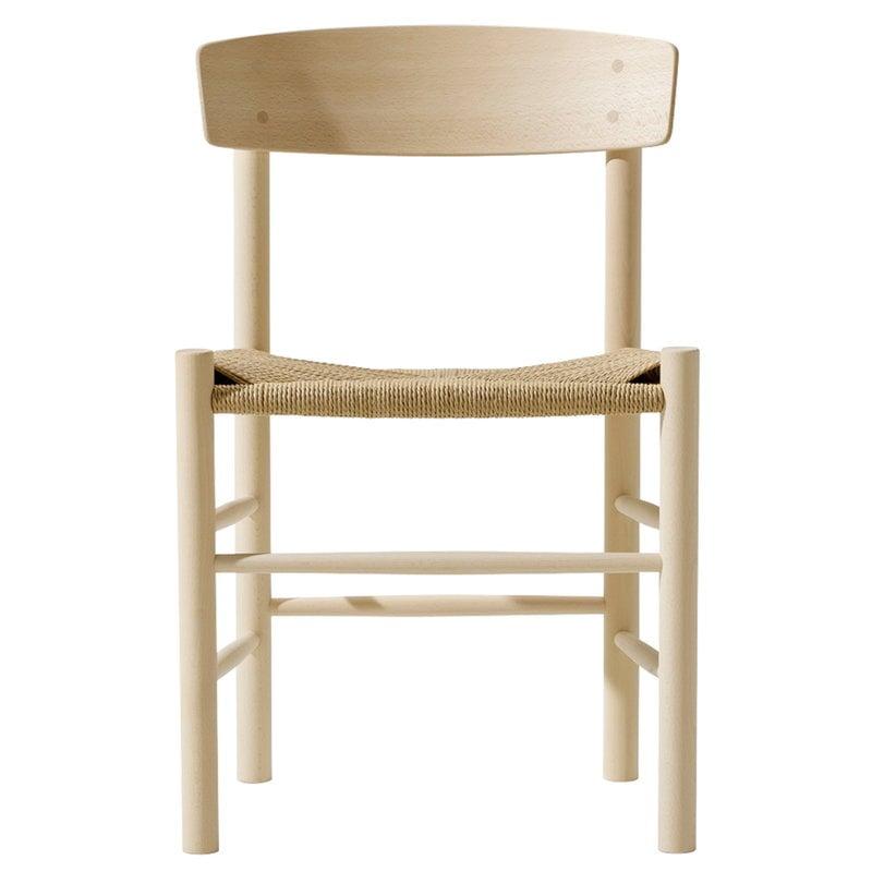 Fredericia J39 Mogensen chair, soaped beech