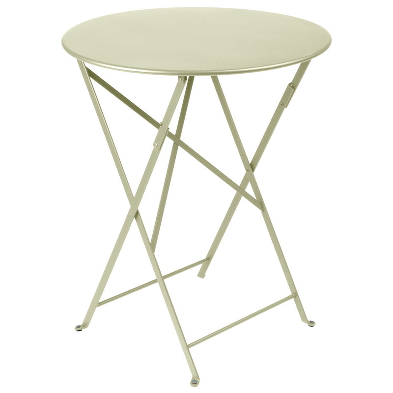 Fermob Bistro table 60 cm, willow green