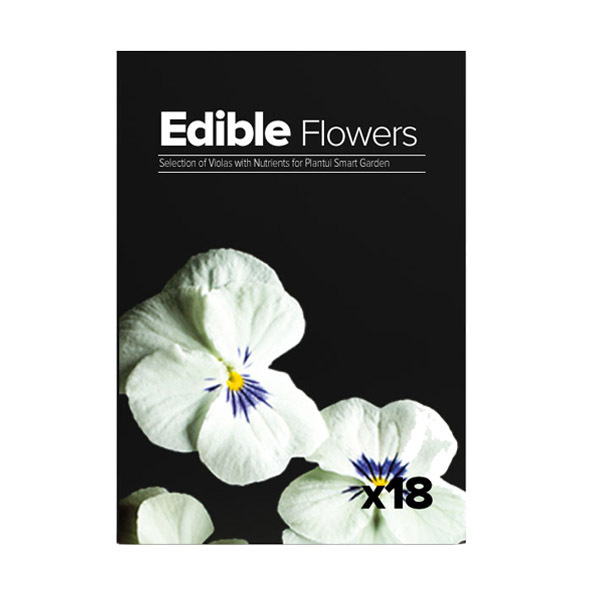 Plantui Selezione Edible Flowers