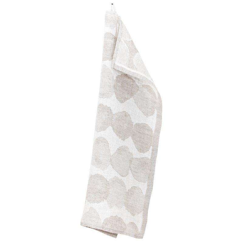 Lapuan Kankurit Sade hand towel, white - linen