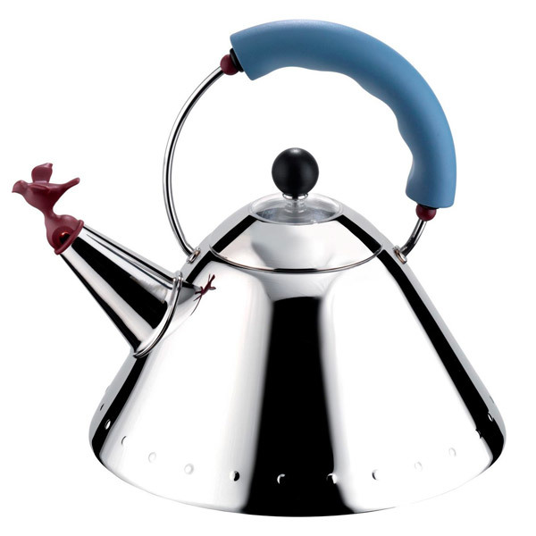 Alessi Kettle 9093, blue