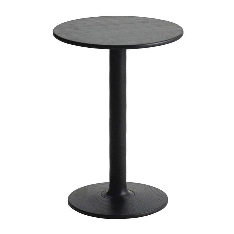 Ariake Taio side table, black