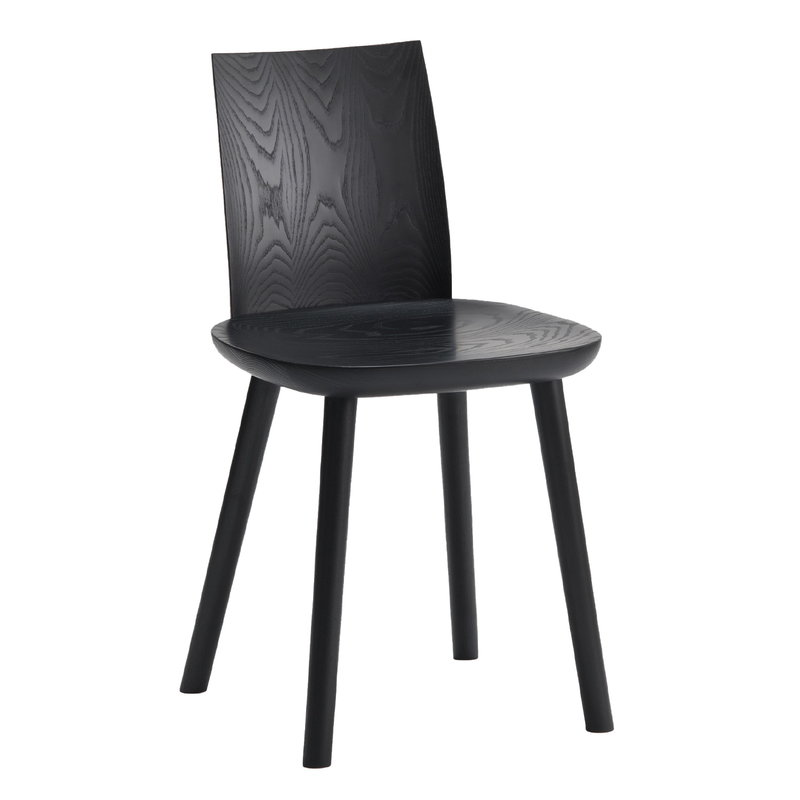 Ariake Blest chair, black