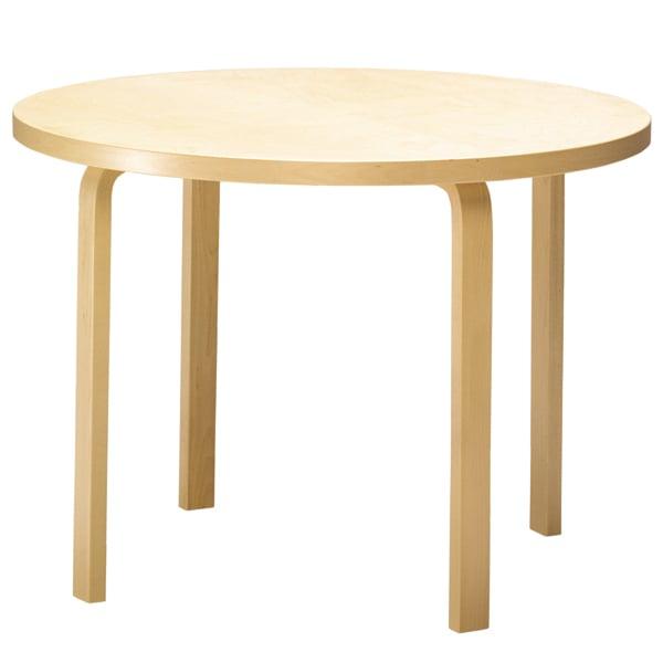 Captivating Aalto Table 90A