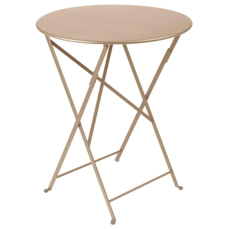 Fermob Bistro table 60 cm, nutmeg