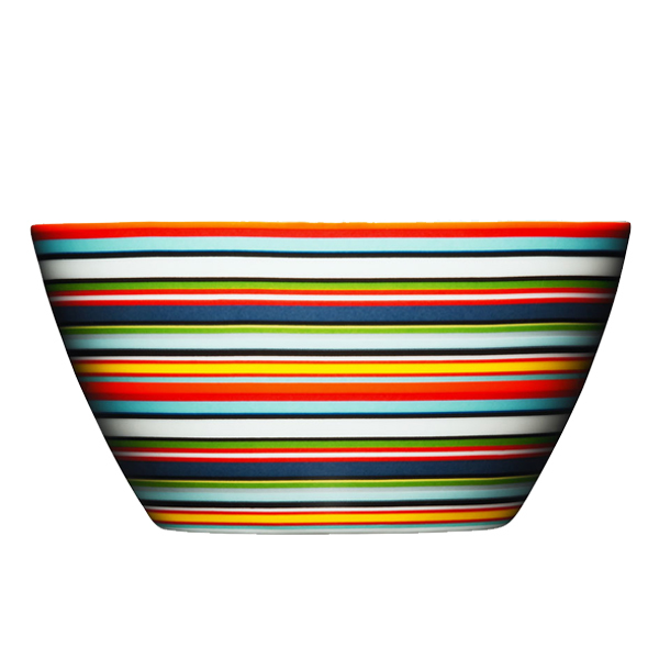 Iittala Origo breakfast bowl, orange