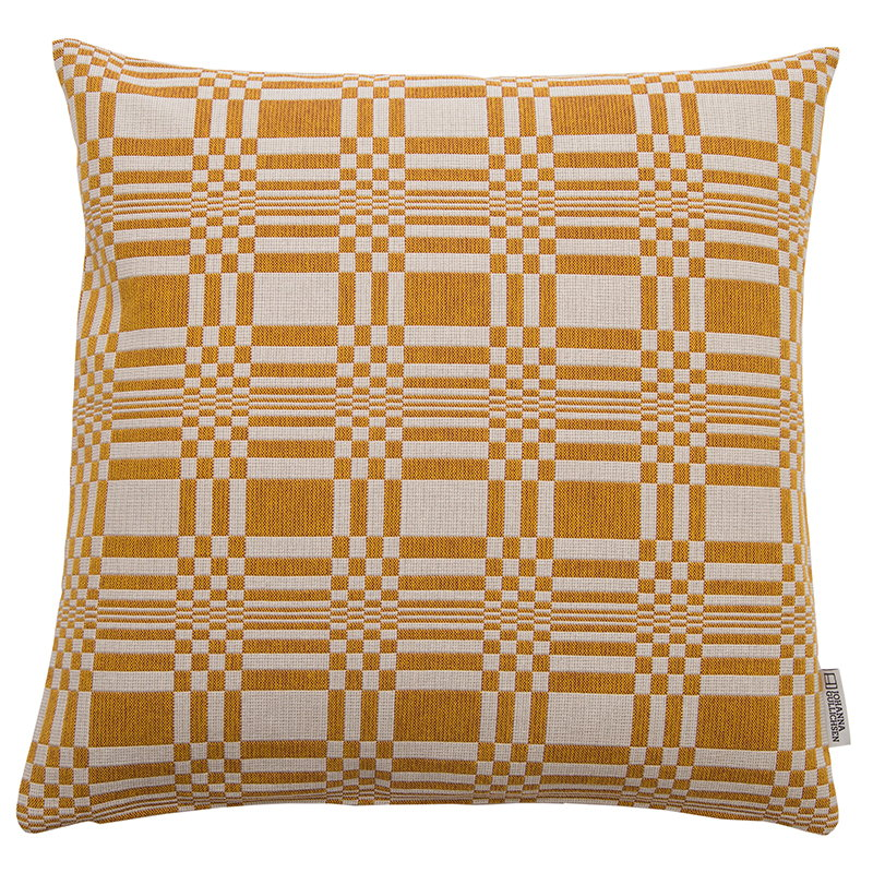 Johanna Gullichsen Doris cushion cover, ochre