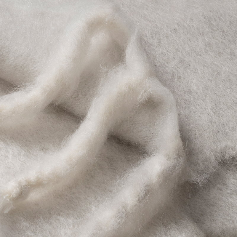 Lena Rewell Ski mohair blanket 130 x 180 cm