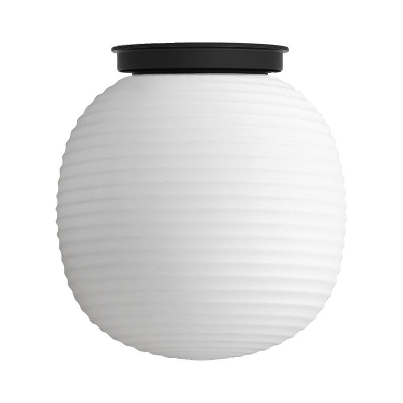 New Works Lantern Globe ceiling lamp, medium
