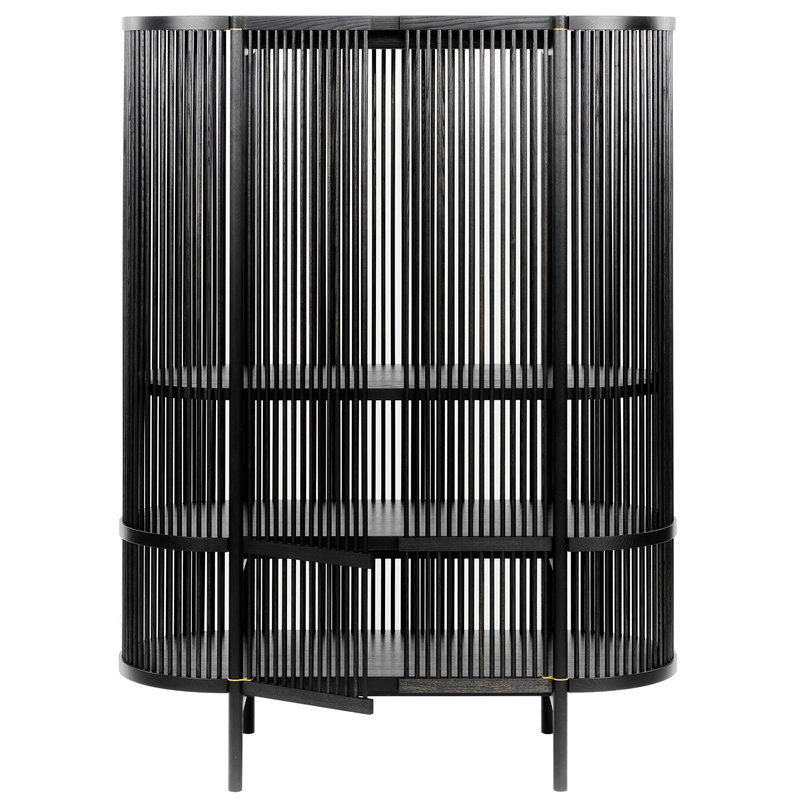 Poiat Bastone cabinet, black