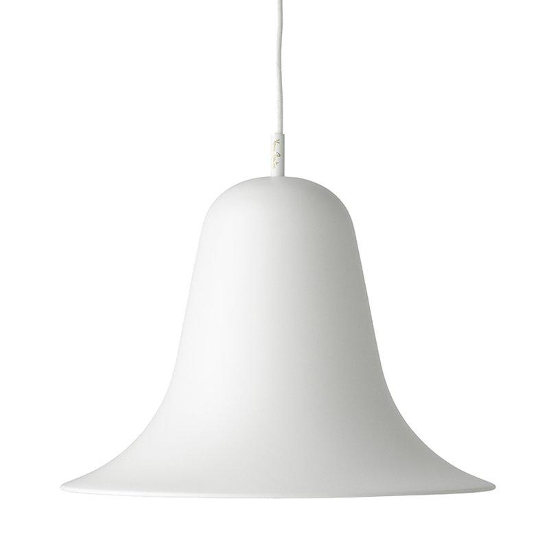 Verpan Pantop pendant 30 cm, matt white