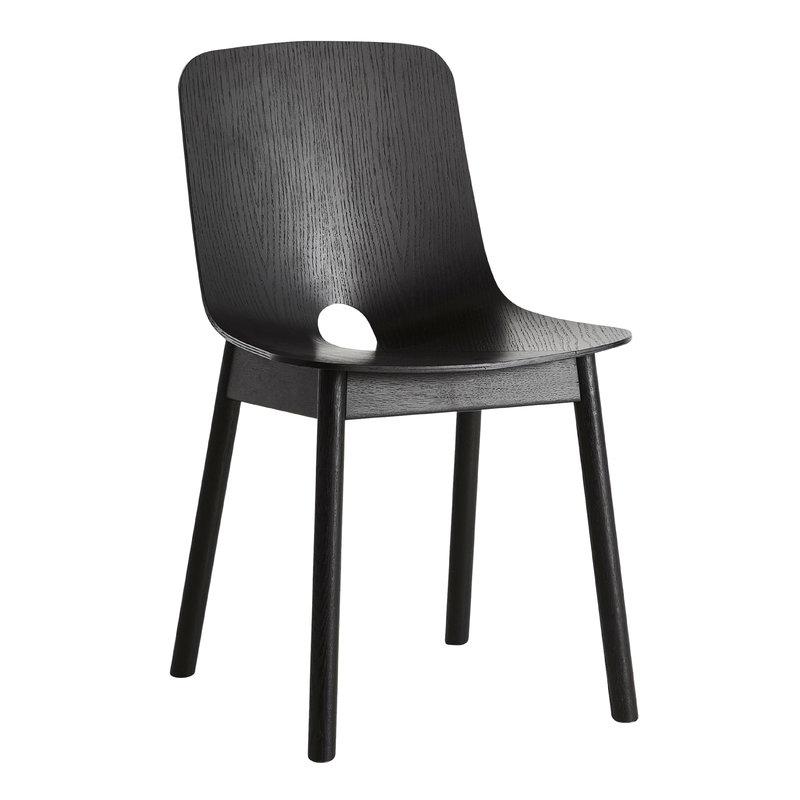 Woud Mono tuoli, musta