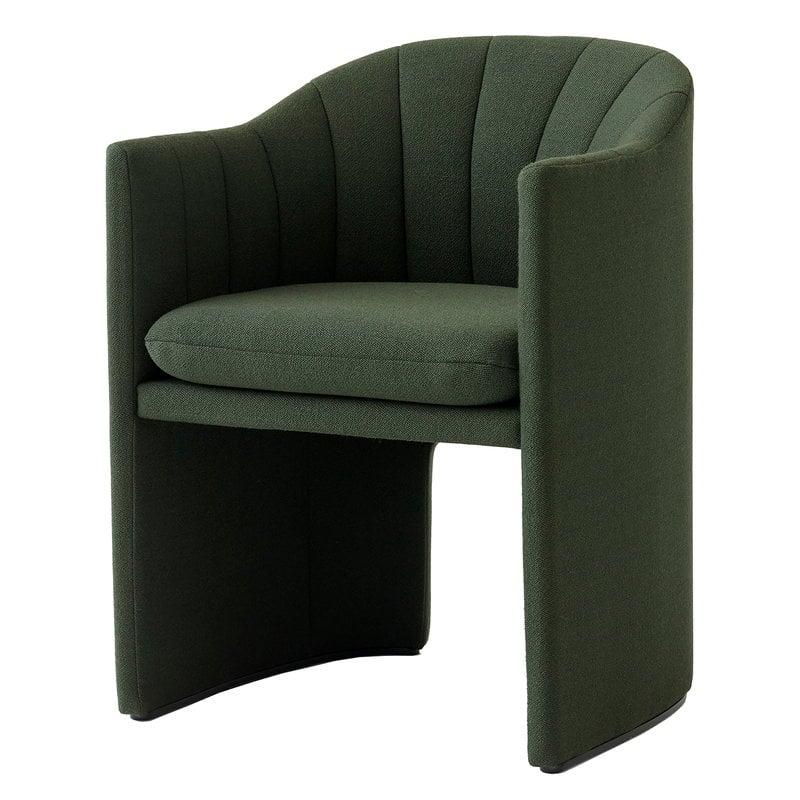 &Tradition Loafer SC24 tuoli, Vidar 972 Army green