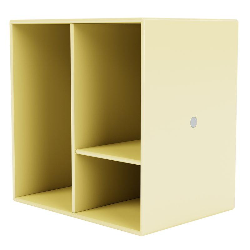 Montana Furniture Montana Mini moduuli hyllyillä, 159 Camomile