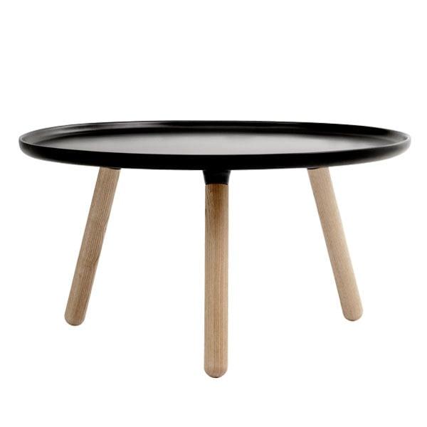 normann copenhagen tablo table large matt black finnish design shop. Black Bedroom Furniture Sets. Home Design Ideas